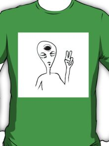 alien consciousness T-Shirt