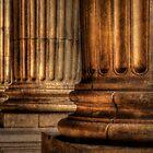 Golden Pillars - San Francisco by Stephen Morris