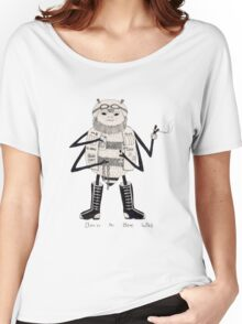 Born To Bee Wild Women's Relaxed Fit T-Shirt