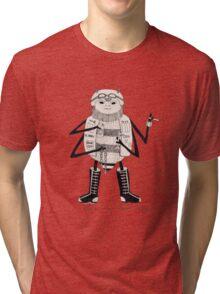 Born To Bee Wild Tri-blend T-Shirt