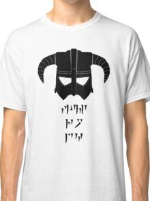 Fus Ro Classic T-Shirt