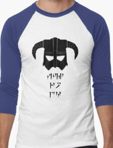 Fus Ro Men's Baseball ¾ T-Shirt