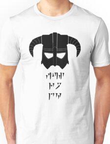 Fus Ro Unisex T-Shirt