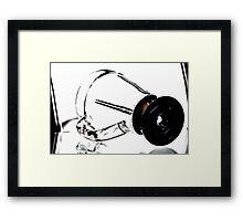 About kitchen...everyday stuff... Framed Print