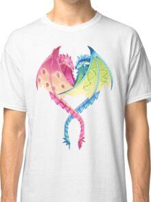 Monster Hunter Valentine  Classic T-Shirt