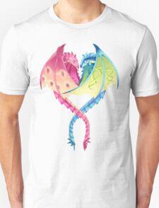Monster Hunter Valentine  Unisex T-Shirt