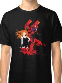 Evangelion Unit-02 Classic T-Shirt
