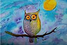 Night Owl by Kayleigh Walmsley