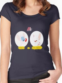 Not Pondering Women's Fitted Scoop T-Shirt