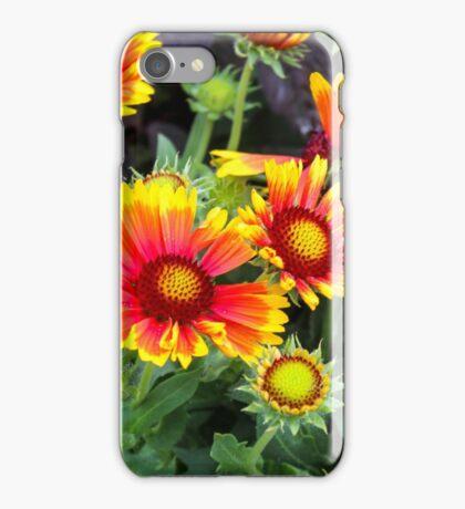Exploding Petals iPhone Case/Skin