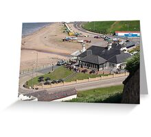 Saltburn - By -The - Sea Greeting Card