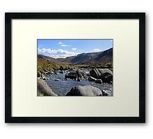 Great Langdale Beck Framed Print