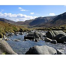 Great Langdale Beck Photographic Print
