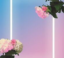 Blue/Pink the 1975 by elephantscook