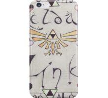 Link ♥ Zelda iPhone Case/Skin