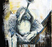 Annunciation II by jlkinsey
