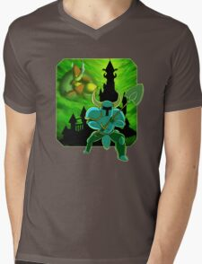 Onward To The Tower of Fate! Mens V-Neck T-Shirt