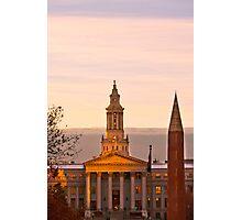 Denver Civic Center Photographic Print
