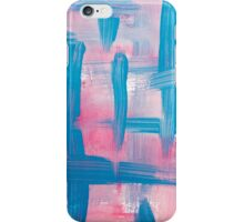 Impulse Abstract Painting iPhone Case/Skin