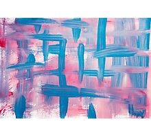 Impulse Abstract Painting Photographic Print