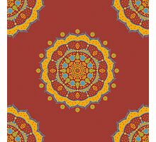 Colorful Mandalas Photographic Print