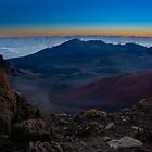 Early Morning on Haleakala by hawkeye978