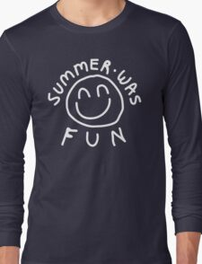 Summer Was Fun Long Sleeve T-Shirt