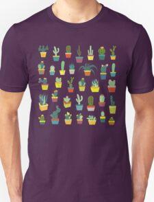 Succulents Unisex T-Shirt