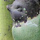 Ceramic Bird by SuddenJim