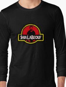 Shia LaBeouf Long Sleeve T-Shirt