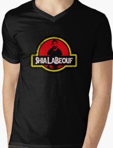 Shia LaBeouf Mens V-Neck T-Shirt