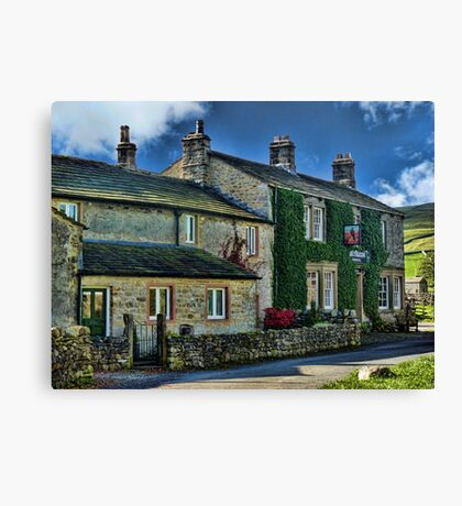 The Falcon Arncliffe! Canvas Print