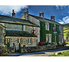 The Falcon Arncliffe! Photographic Print