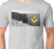 Cliffs of Moher Flower Unisex T-Shirt