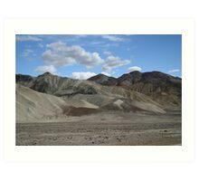 Death Valley National Park, California Art Print