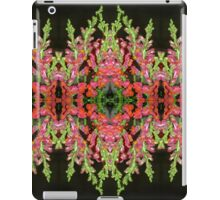 Snapdragons - In the Mirror iPad Case/Skin