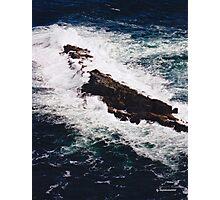 TASMAN PENINSULA ~ Cape Raoul Reef by tasmanianartist Photographic Print