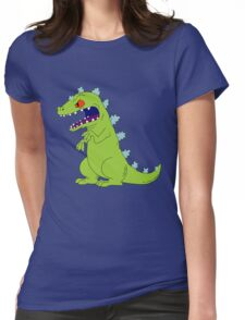 Reptar Womens Fitted T-Shirt