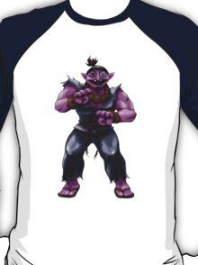 Sesame Street Fighter: Acountma T-Shirt