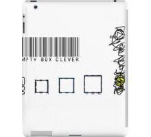 Box Clever iPad Case/Skin