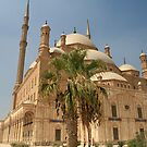 Alabaster Mosque of Muhammad Ali - Cairo, Egypt by sccaldwell