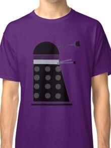 Dalek (Black) Classic T-Shirt
