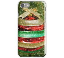 One Big Christmas Bauble ~ in Snow iPhone Case/Skin