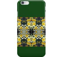 Daffodils - In the Mirror iPhone Case/Skin