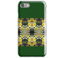 Daffodils - In the Mirror iPhone Case/Skin