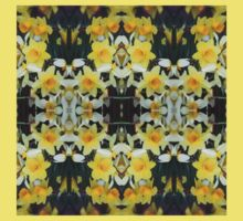 Daffodils - In the Mirror Kids Clothes