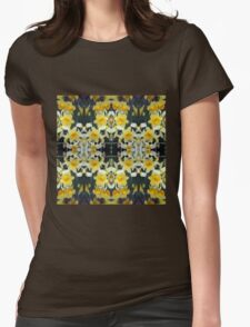 Daffodils - In the Mirror Womens Fitted T-Shirt