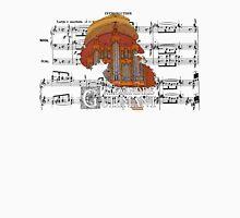 Alexandre Guilmant & the Eglise de la Sainte-Trinité's organ T-Shirt