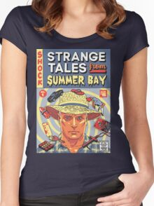 Strange Tales from Summer Bay Women's Fitted Scoop T-Shirt