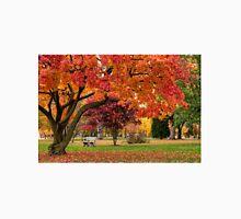 Autumn Walk In The Park Unisex T-Shirt